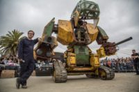 Giant Robots to Face-off in USA versus Japan Challenge Set For August