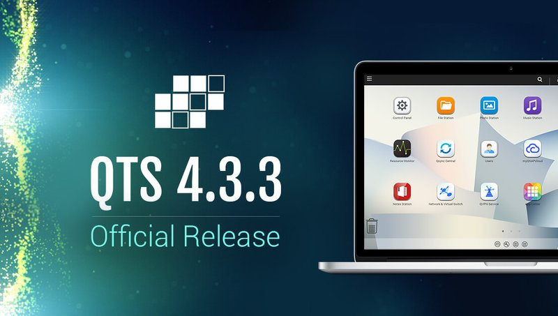 QNAP Officially Releases QTS 4 3 3   eTeknix