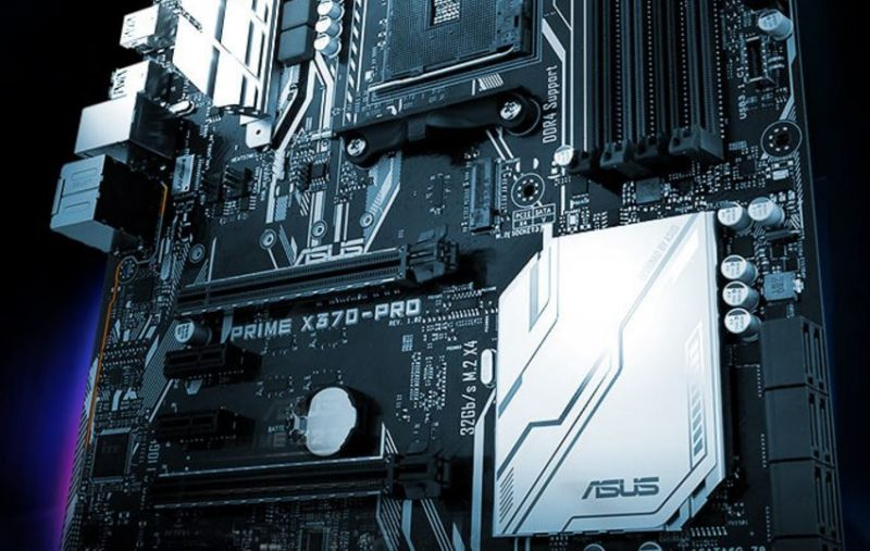 Asus Prime X370-PRO AM4 Motherboard Review   eTeknix