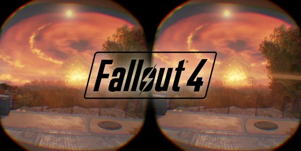 AMD's Roy Taylor Says Fallout 4 VR Will Change the Industry