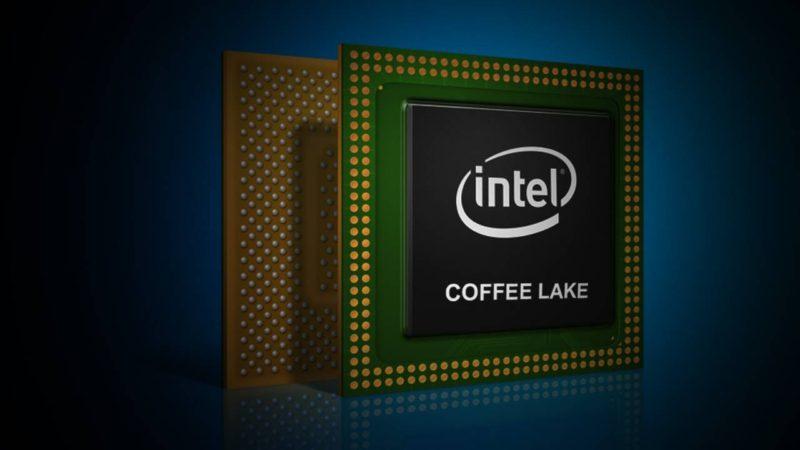 Intel Coffee Lake Specs Revealed?
