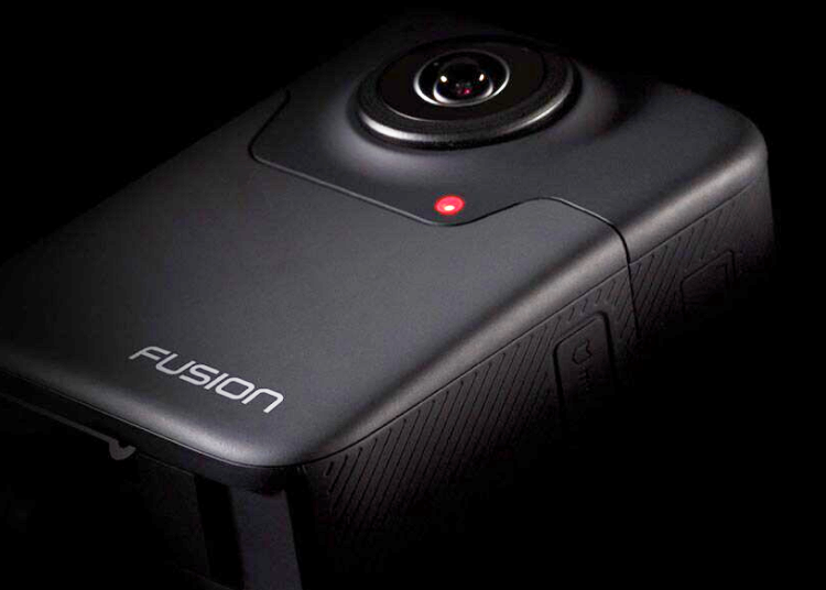 GoPro Unveils the Fusion Spherical Camera