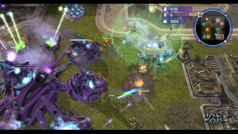 Halo Wars: Definitive Edition Launching April 20 on Steam