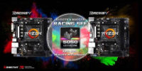 Biostar Officially Launches X370GTN and B350GTN Mini-ITX Ryzen Motherboards