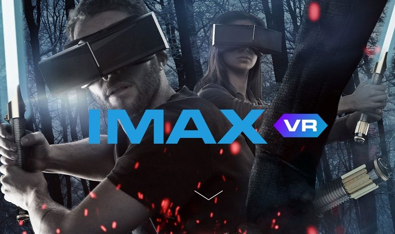 IMAX VR Arcade is a Huge Success