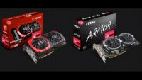 MSI Releases 15 Different Radeon RX 500 Series Graphics Cards