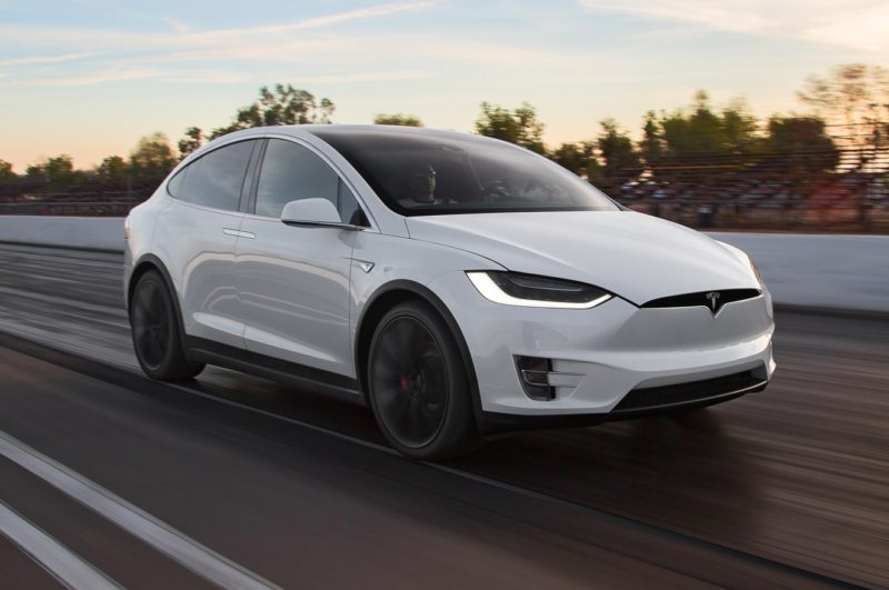 Tesla Recalls More Than 50,000 Cars Over Brake Defect