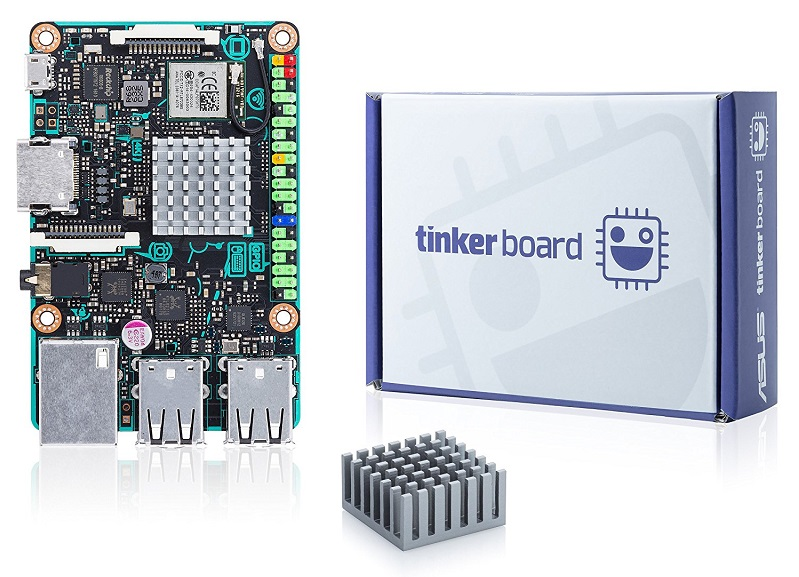 ASUS Tinker Board Finally Launched in North America for $59