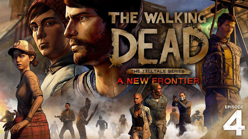 The Walking Dead: A New Frontier Episode 4 Launching April 25, Trailer Released