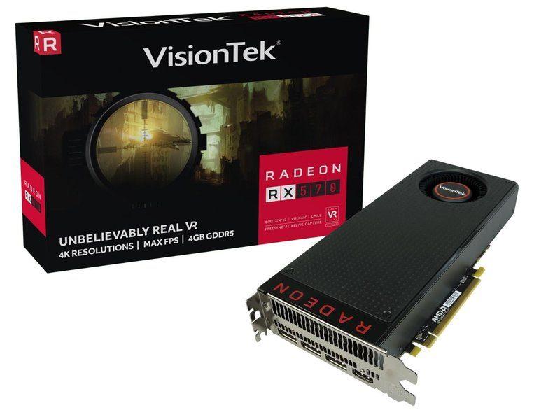 VisionTek RX570