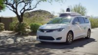 Google's Waymo Launches Self-Driving Taxi Service Trials in Arizona