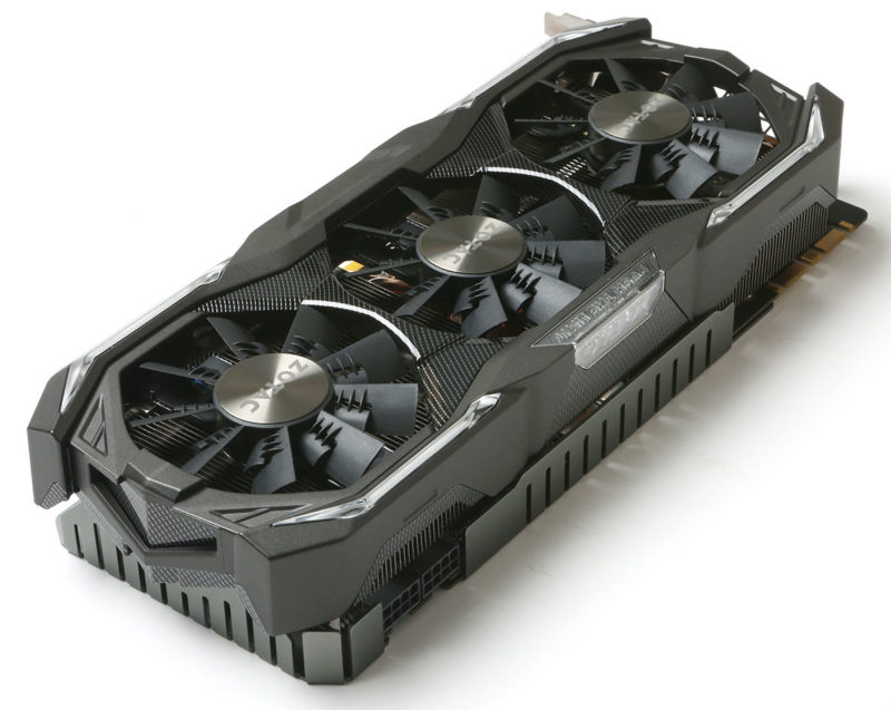ZOTAC Amps Up GTX 1080 and GTX 1060 with Faster Memory