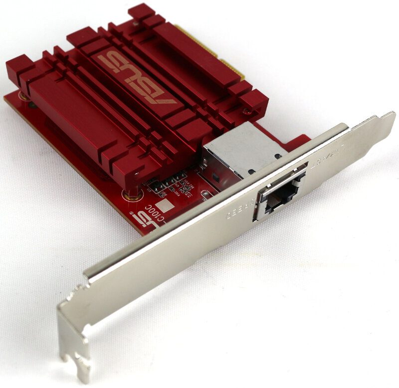 NEW DRIVERS: ASUS XG-C100C 10G PCI-E NETWORK ADAPTER
