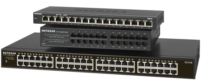 NETGEAR Releases New 48-Port GS348 Unmanaged Switch | eTeknix