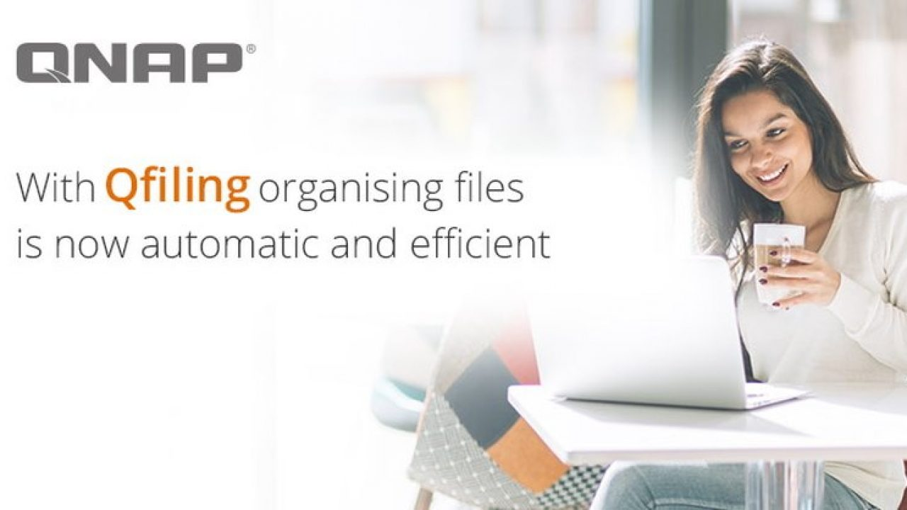 QNAP Releases Qfiling to Automate Your File Organisation | eTeknix