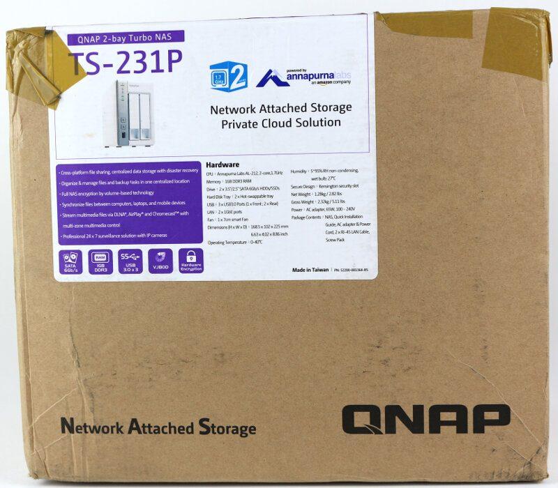 Affordable QNAP TS-231P 2-Bay SOHO NAS Review   Page 16 of