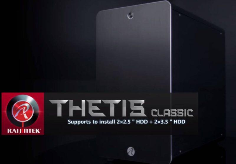 Raijintek Thetis Tempered Glass Aluminium Chassis Review