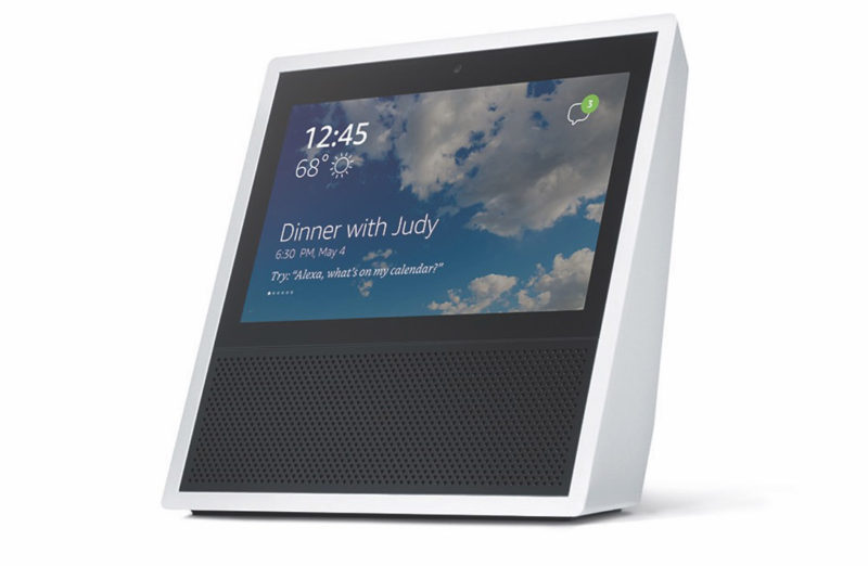 Amazon Officially Unveils Echo Show Touchscreen-Enabled Device | eTeknix