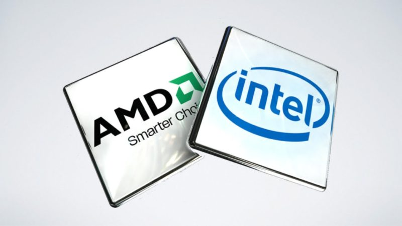 AMD Intel CPU