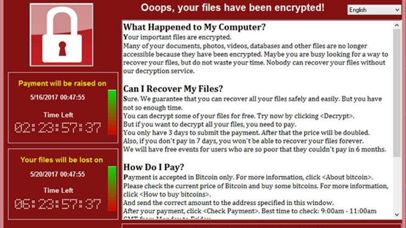 Security Researcher Releases Free WannaCry Decryption Tool