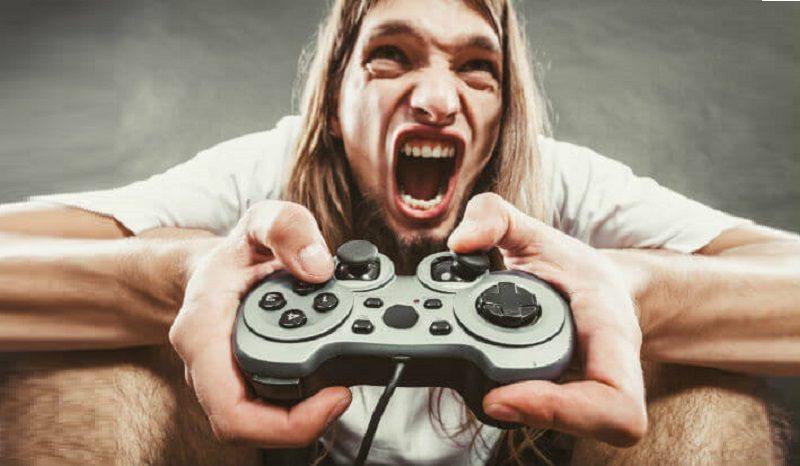 online gamer bullying video games