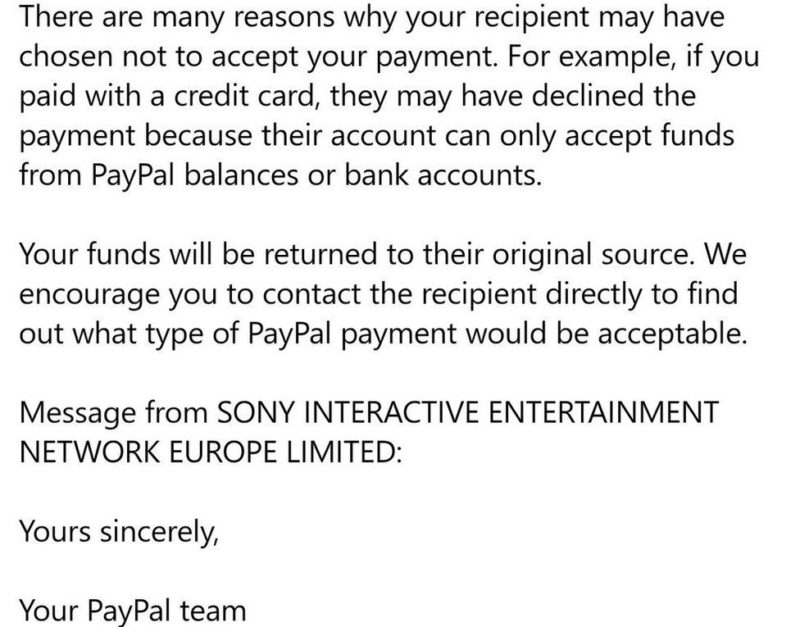 PSN Accounts Who Use Paypal are Getting Suspended | eTeknix