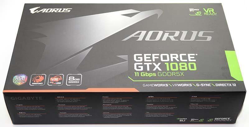 gigabyte aorus gtx 1080 driver