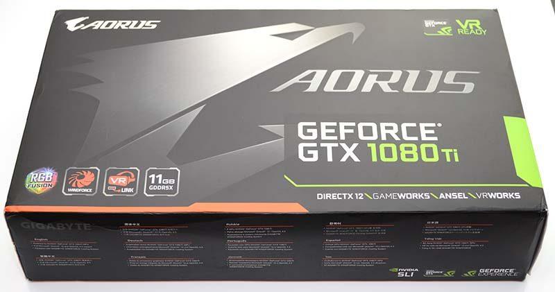 Gigabyte Aorus GTX 1080 Ti Graphics Card Review | eTeknix