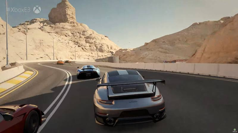 Forza Motorsport 7 Has Been Revealed With First Trailer