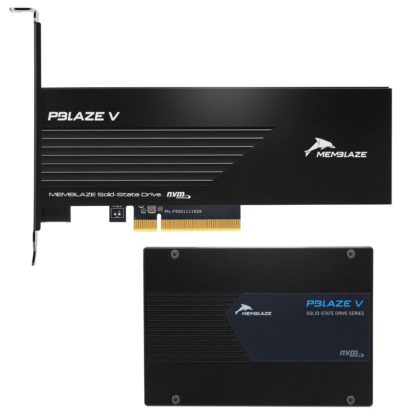 Memblaze's PBlaze5 SSD Offers 11TB and Delivers 1M IOPS