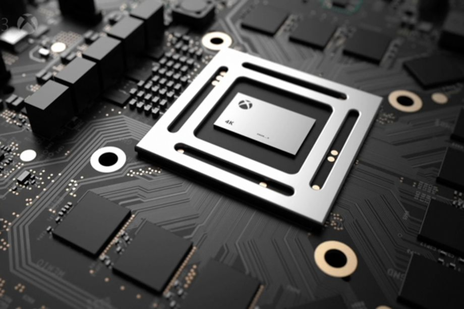 Microsoft unveils Xbox One X, starting at $499 this November