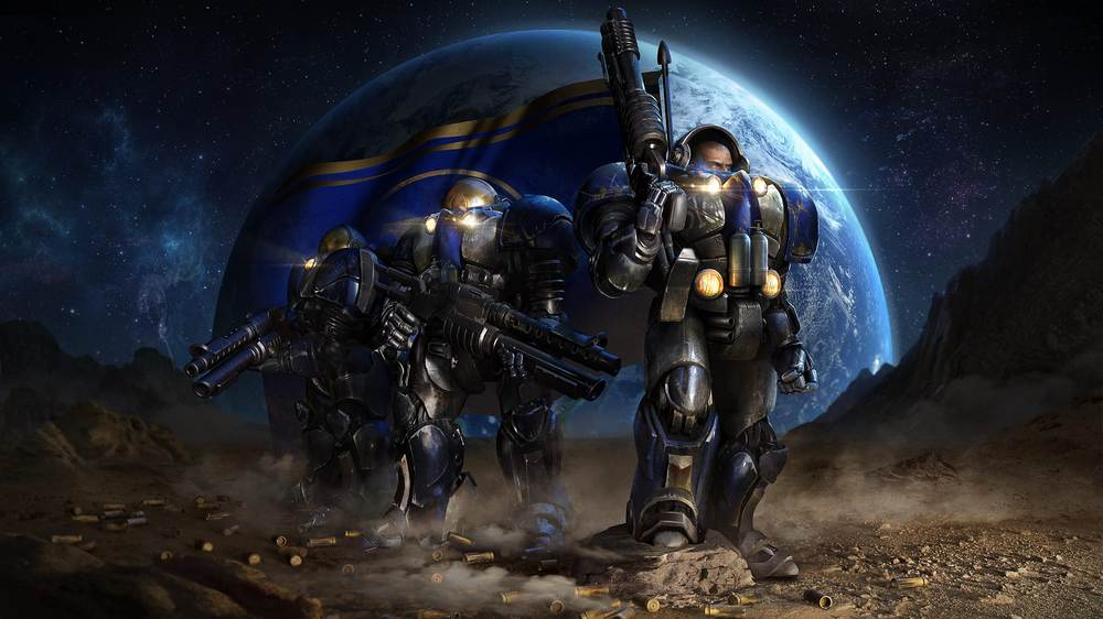StarCraft Remastered Comes Out August 14