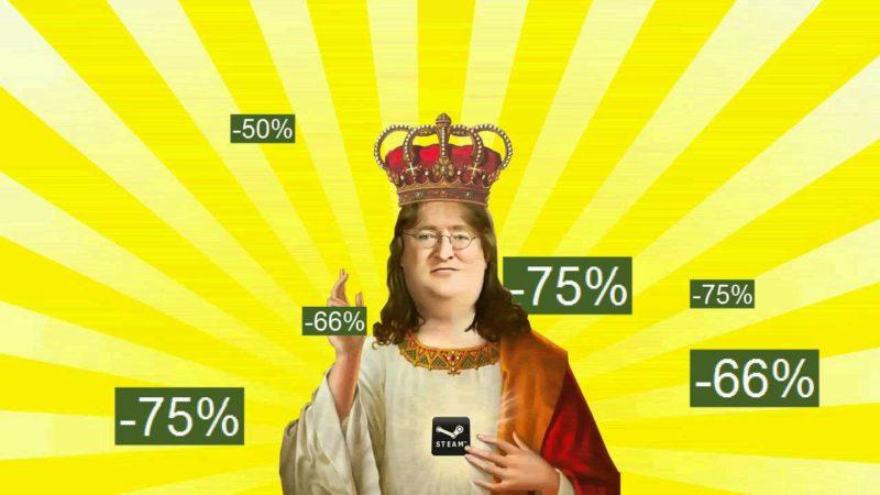 Steam Summer Sale Date Confirmed, Begins June 22