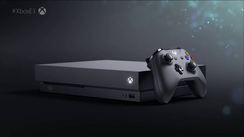 What is Xbox One X?