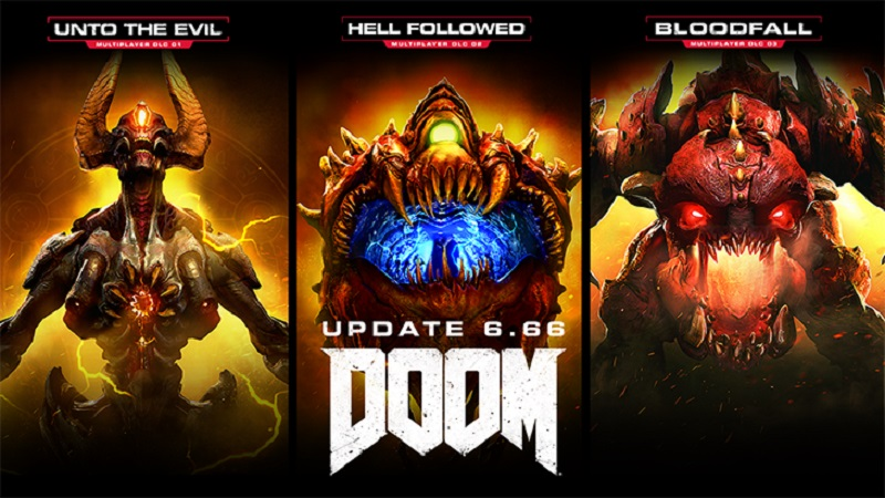 Doom's paid DLC is now free for everyone