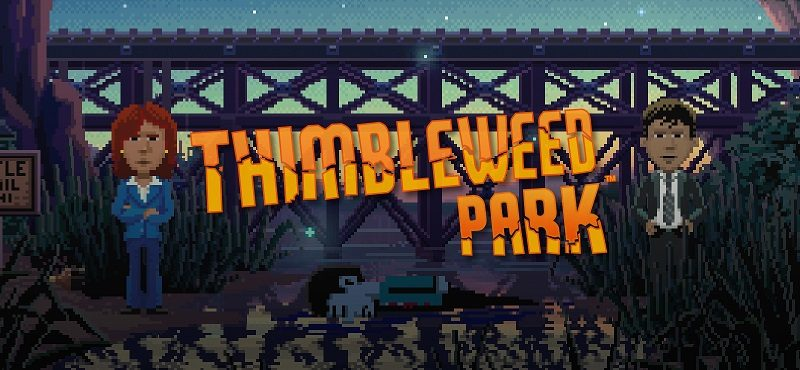 Thimbleweed Park Goes Free On Epic Games Store   eTeknix