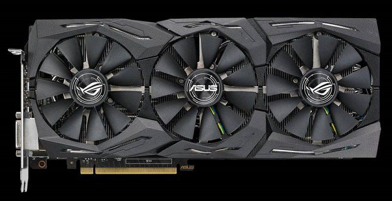 ROG Strix RX Vega 64 OC Edition Takes Up 2 5 slots | eTeknix