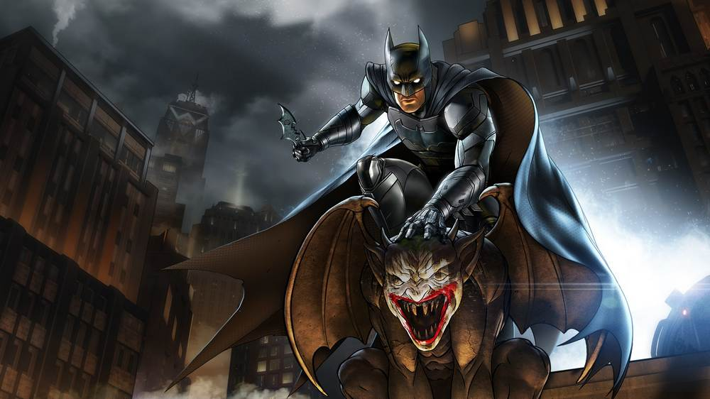 Telltale's Batman is getting another season going by New Zealand's ratings board