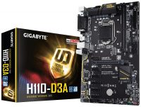 GIGABYTE Releases New H110-D3A Motherboard for Mining