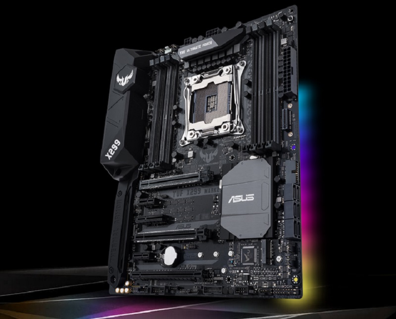 ASUS Introduces TUF X299 Mark 2 Motherboard | eTeknix