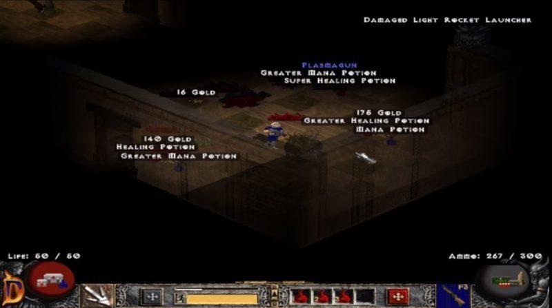 Doom 2 Recreated in Diablo 2 – Doomablo 2 Has Landed! | eTeknix