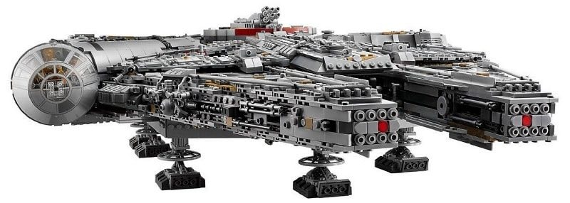 The New Lego Star Wars Millennium Falcon Is The Biggest Set