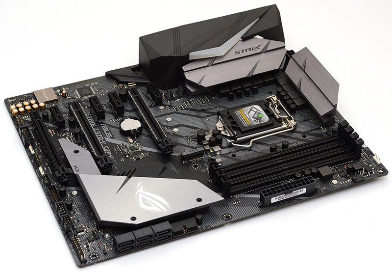ASUS RoG STRIX Z370-F Gaming Motherboard Review | eTeknix