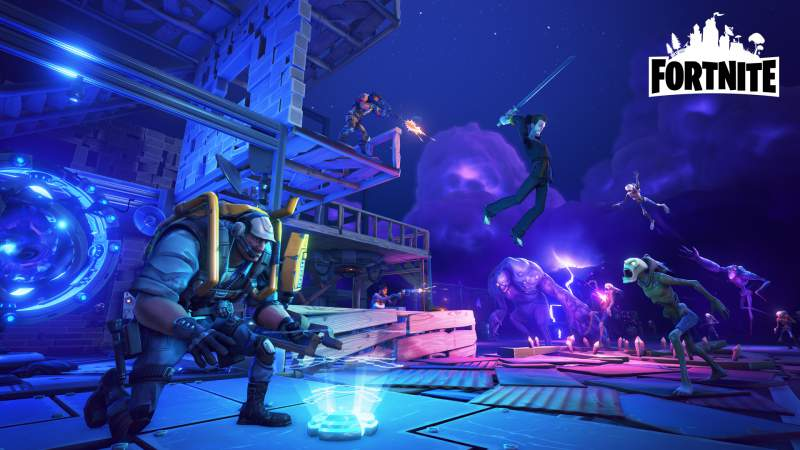 Cross-Platform Play Enabled on Fortnite for PS4 and XBox One
