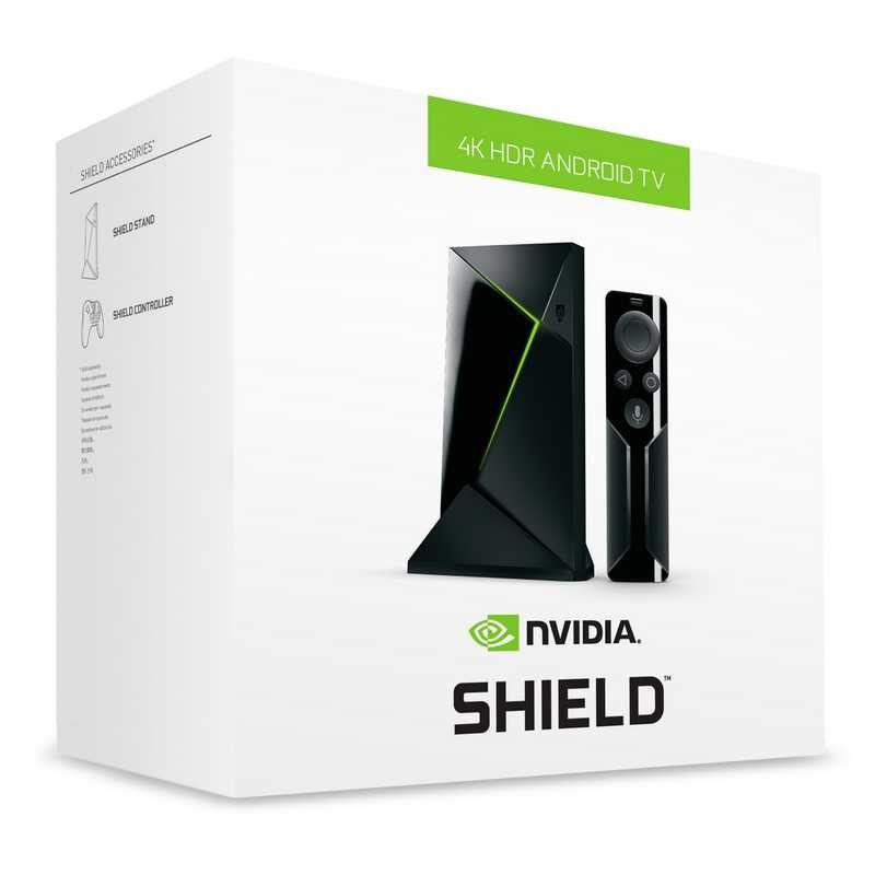 NVIDIA Announces Remote-Only Shield TV for £179