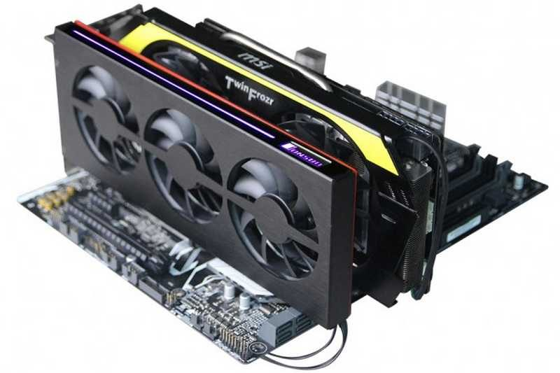 Jonsbo Introduces VF-1 Video Card Cooler
