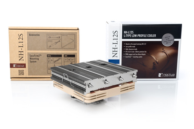 Noctua Releases AM4 Versions of NH-L12a and NH-L9a Coolers