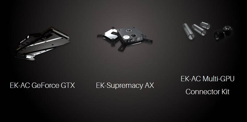 EKWB Fluid Gaming Components Now Available | eTeknix