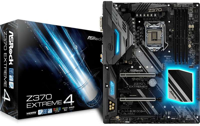 ASRock Unveils Intel Z370 Motherboard Line | eTeknix