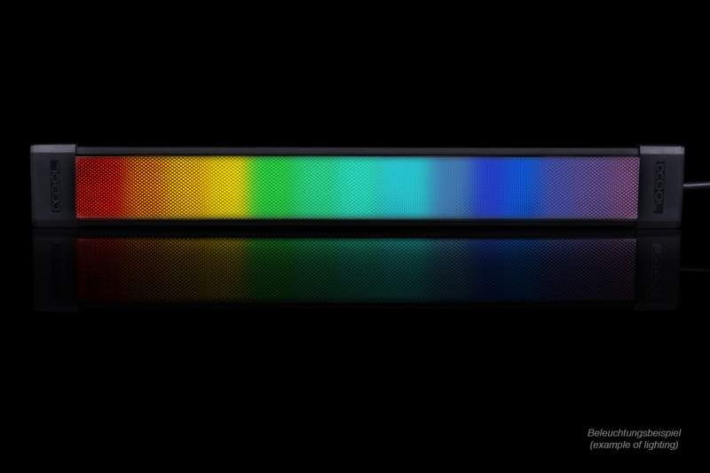 huge discount d8d7f 7210f RGB Version of Alphacool Eislicht LED Strip Now Available ...